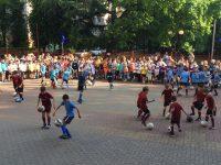 футбольный фристайл - 2